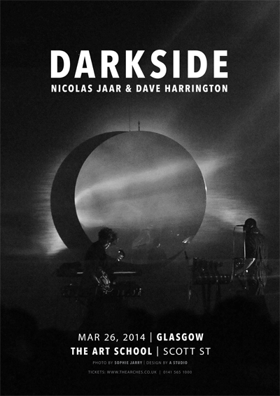DARKSIDE / MARCH / 2014