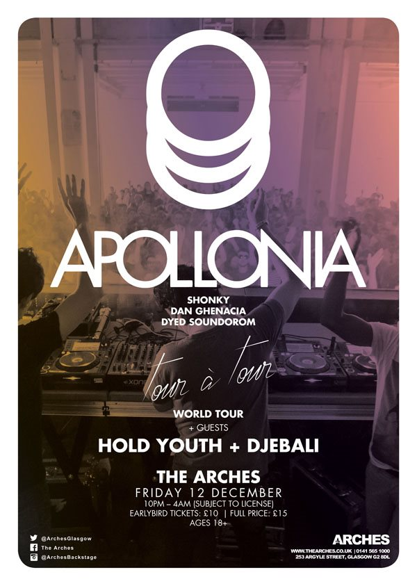 Apollonia - The Arches